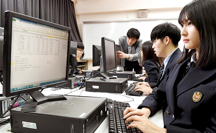 資格検定対策授業