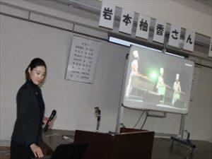中学生合同講演会