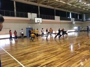 バスケットボール部 練習試合報告