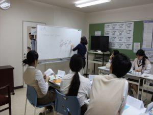 韓国忠北半導体高校 日本語研修(8週間)