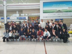 高校2年 韓国修学旅行