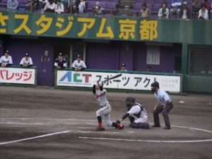 野球部春季大会2次戦 準決勝 結果報告