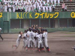 野球部春季大会2次戦 決勝 結果報告