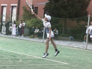 《テニス部》秋季新人戦