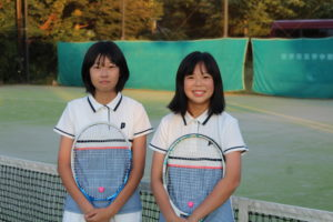 《硬式テニス部》京都市秋季総合体育大会のご報告