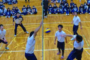 《全校生》球技大会を実施しました