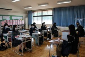 《高校1,2年生》韓国大学進学講演会が行われました