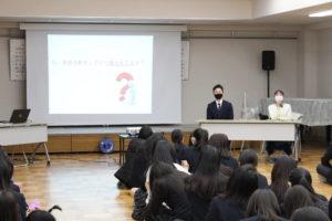 《総合コース》卒業生の話を聞く会を実施しました