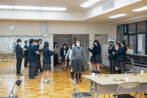 《中学生》新入生歓迎会を行いました