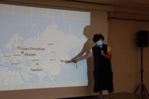 《総合コース》高大連携事業・ロシア語講座を実施しました