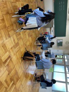 《進学コース》進学イベントが行われました