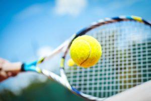중학교 테니스 추계 종합 체육대회