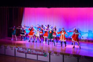 《경음악부・댄스부》크리스마스 라이브